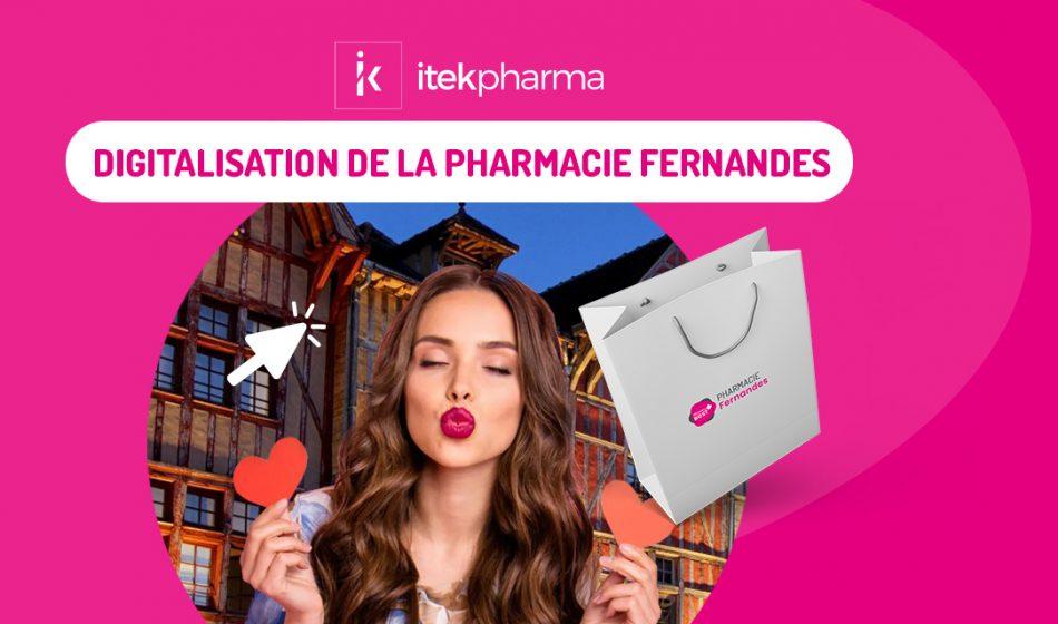 Pharmacie Fernandes by Itekpharma