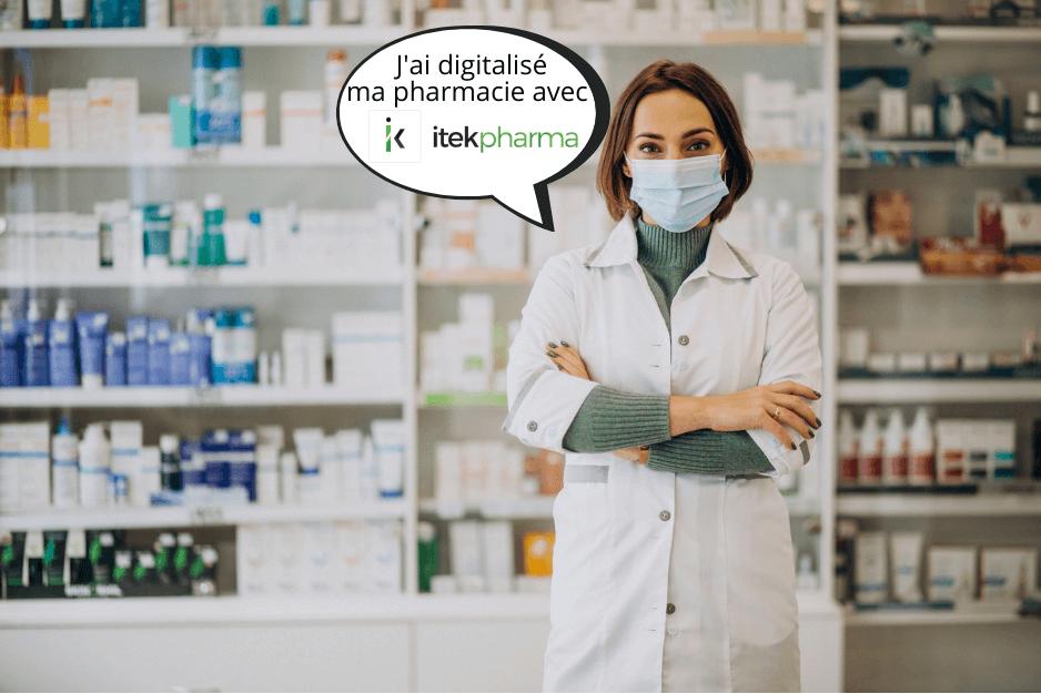 outil digital pour pharmacie